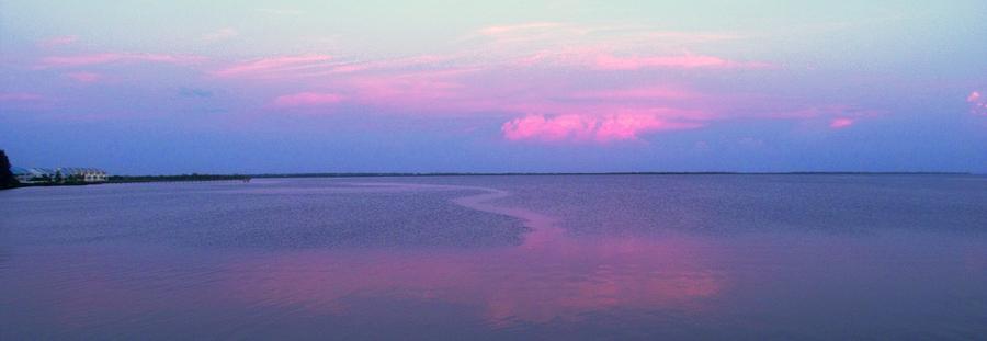 Sunset Photograph - Pink Path by Ian  MacDonald