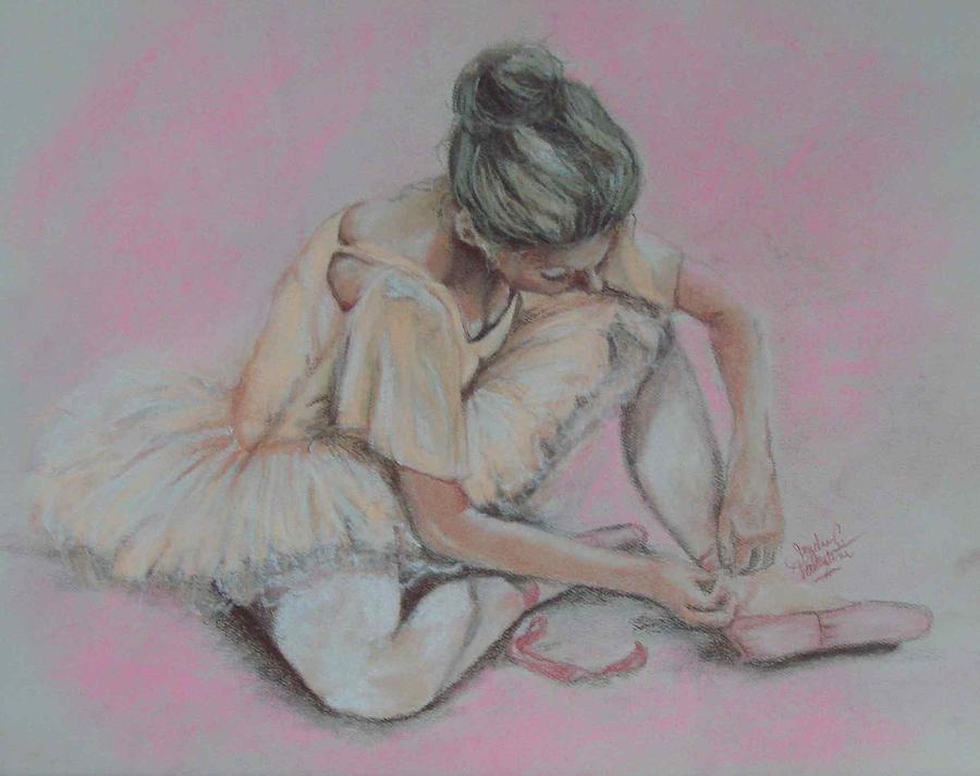 Pastel Pastel - Pink Shoes by Sandra Valentini
