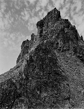 Mountain Photograph - Pinnacle Peak by Paul Schaufler