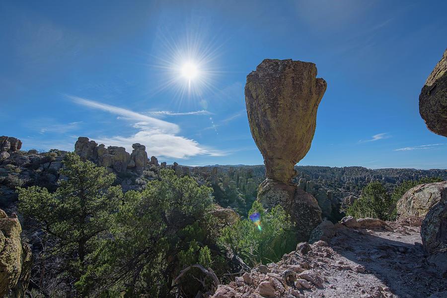 Pinnacle Rock by Dan McManus