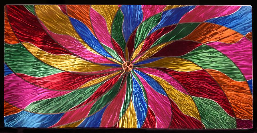 Pinwheel by Rick Roth