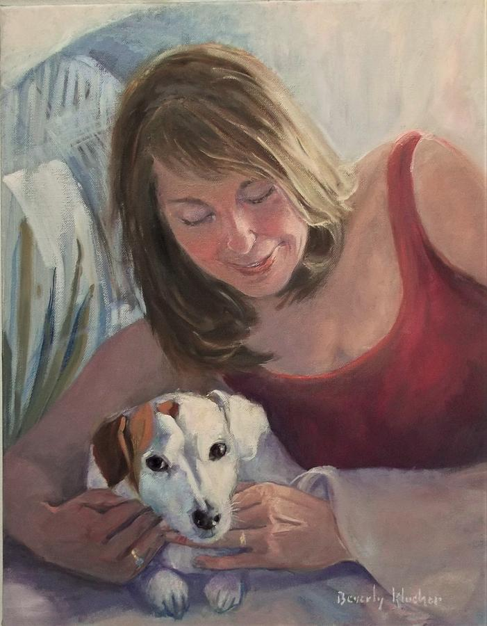 Pippin And Me by Beverly Klucher