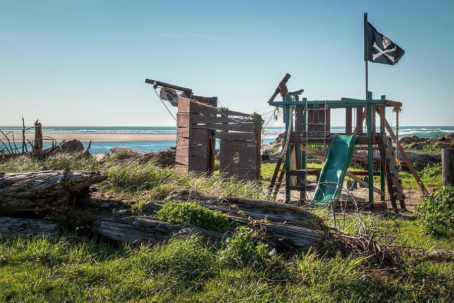 Pirate Playground 0778 Photograph