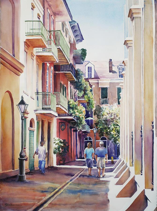 Pirate's Alley by Sue Zimmermann