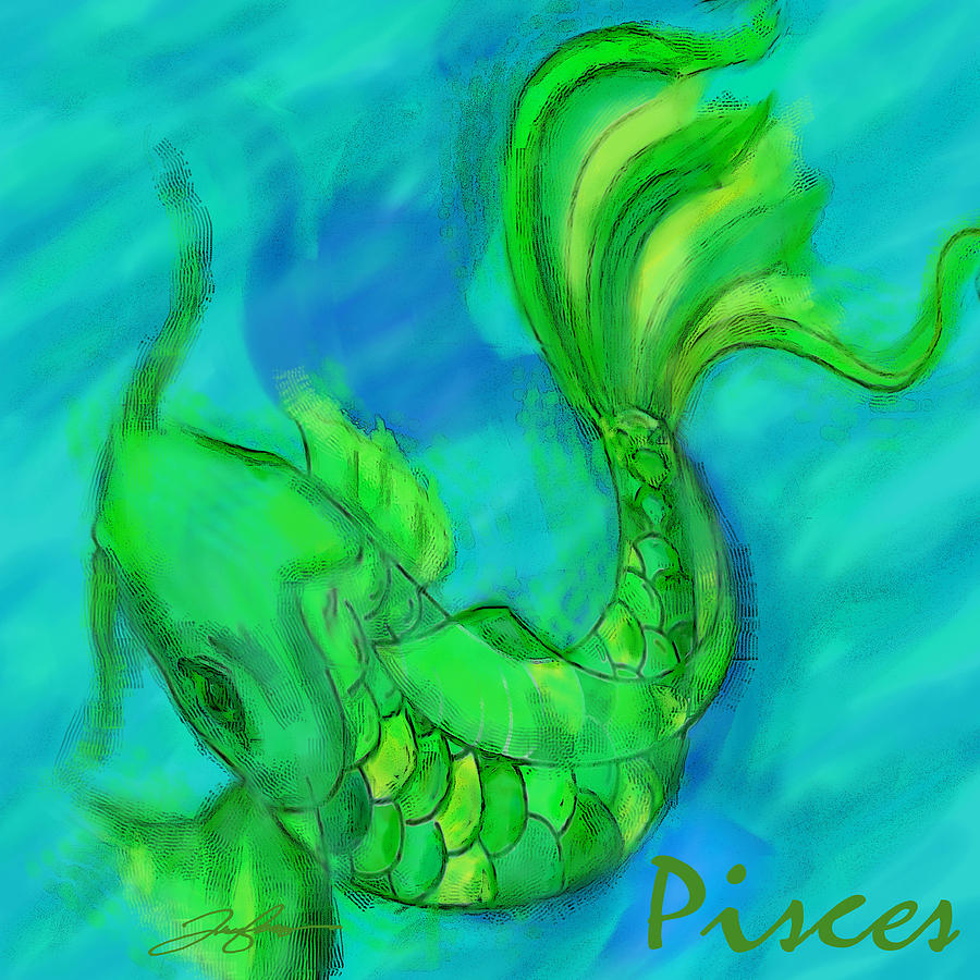 Pisces by Tony Franza