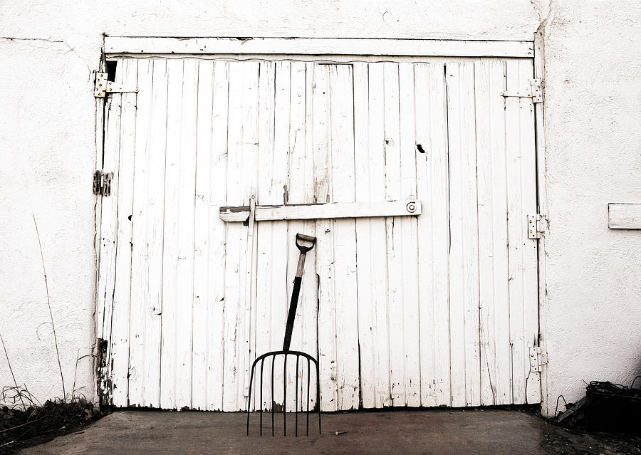 Americana Photograph - Pitch Fork by Marilyn Hunt