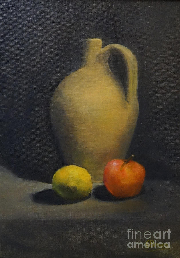 Pitcher This by Genevieve Brown