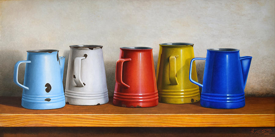 Pitchers by Horacio Cardozo