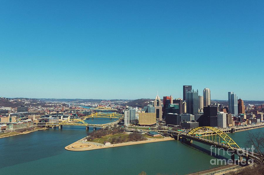 Pittsburg Cityscape Photograph