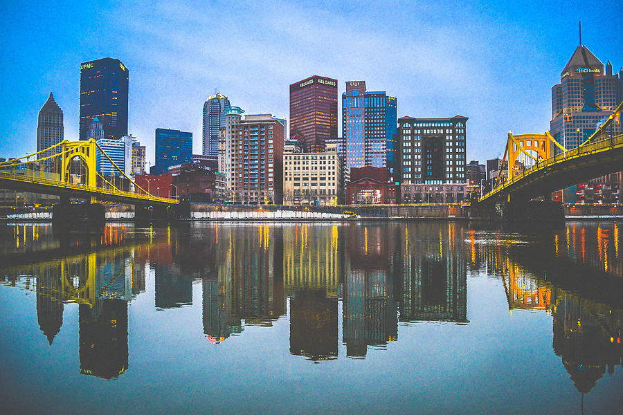 Pittsburgh Photograph by Alicia Romano