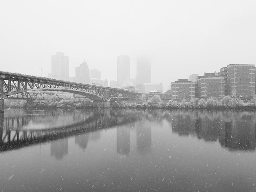 Pittsburgh In Winter 1 Photograph