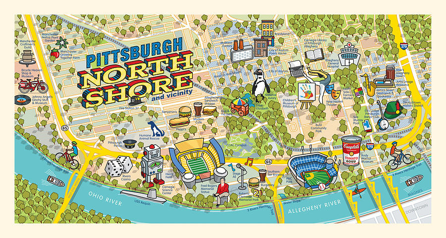 Pittsburgh North S Map on pittsburgh art map, pittsburgh black map, pittsburgh simple map, pittsburgh interactive map, pittsburgh aviation map, pittsburgh illustration, pittsburgh history, pittsburgh photography,
