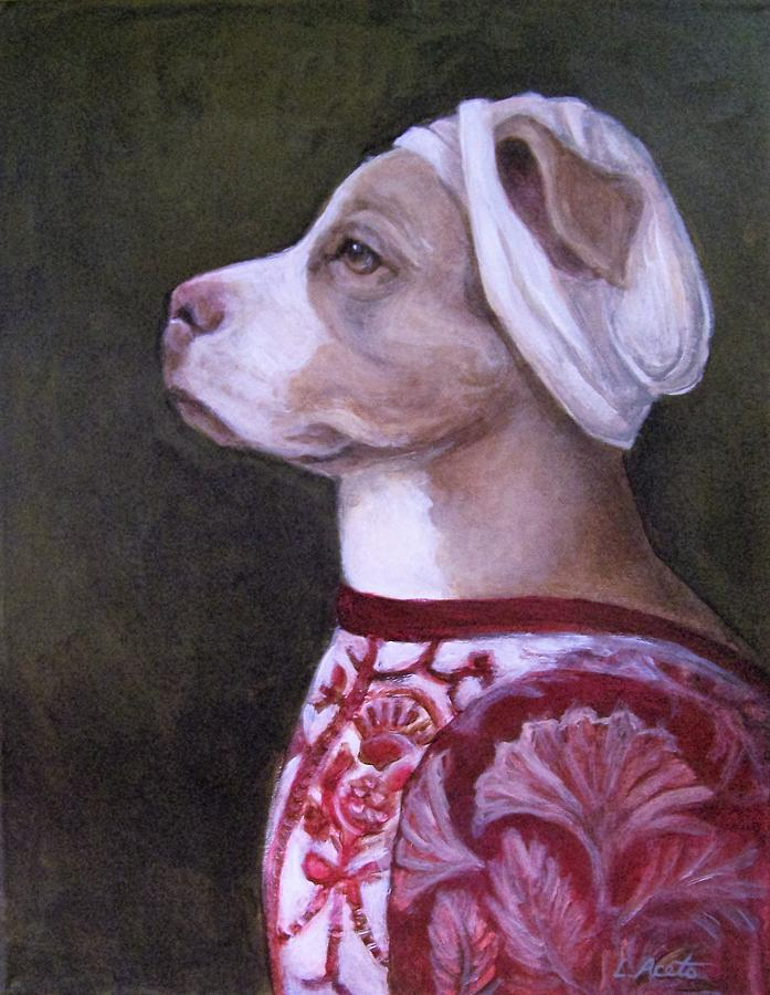 Pitty Lady by Laura Aceto