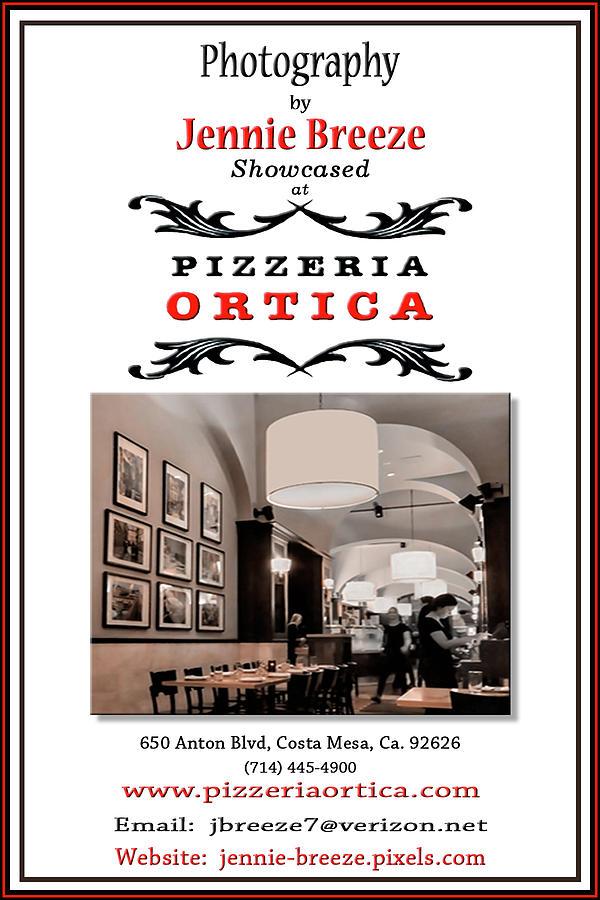 Pizzeria Ortica by Jennie Breeze