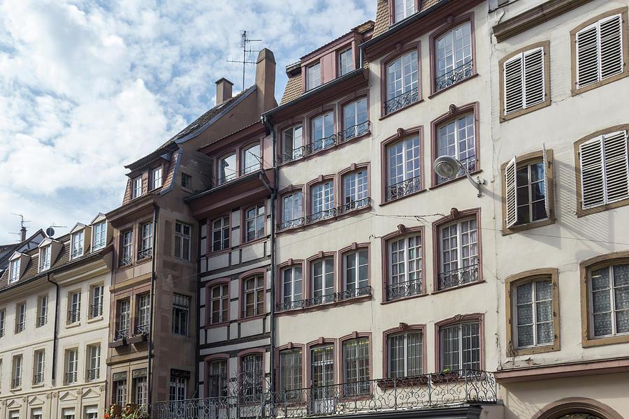 Place Gutenberg Cityscape Photograph