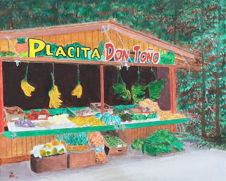 Placita by Tony Rodriguez