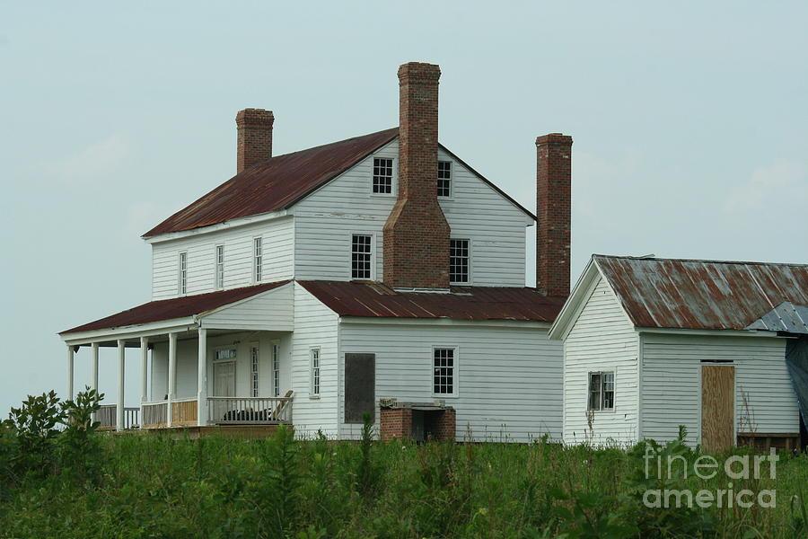 Nc Photograph - Plantation Averasboro Nc  by Tommy Anderson