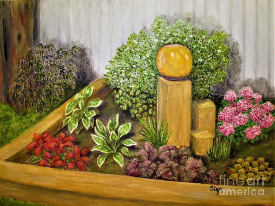 Planting Bed by Olga Silverman