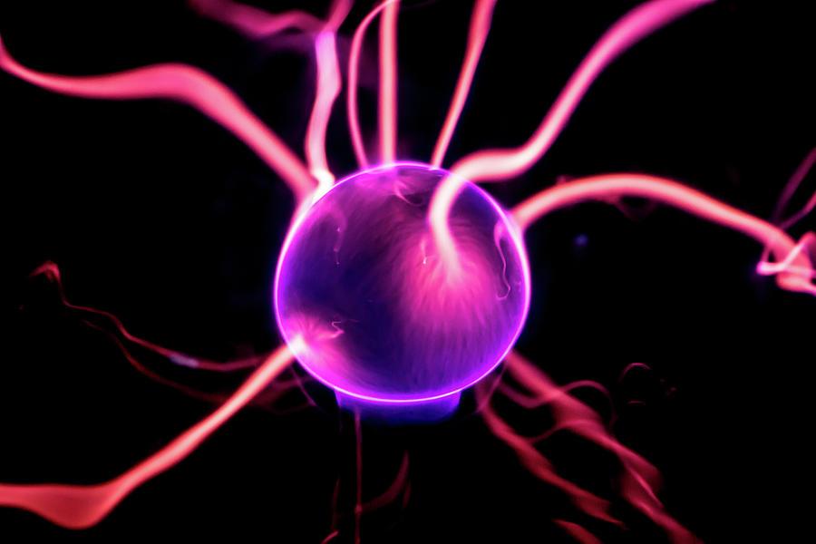 Plasma Blast by Tyson Kinnison