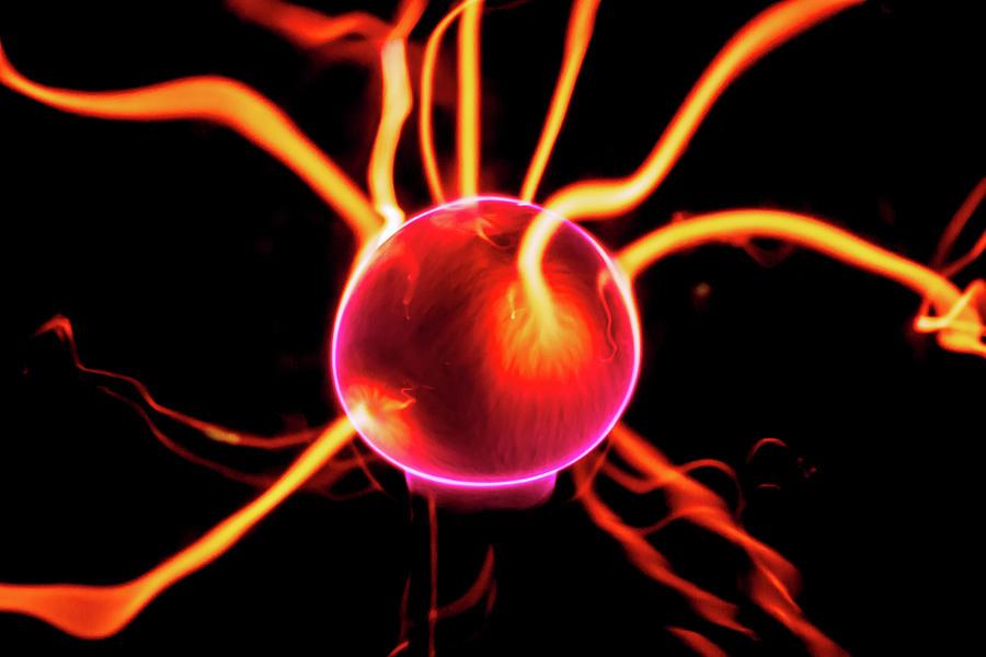 Plasma Blasted by Tyson Kinnison