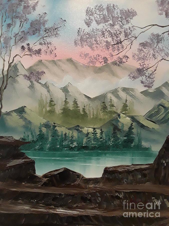 Valley Lake by Anthony Nunez