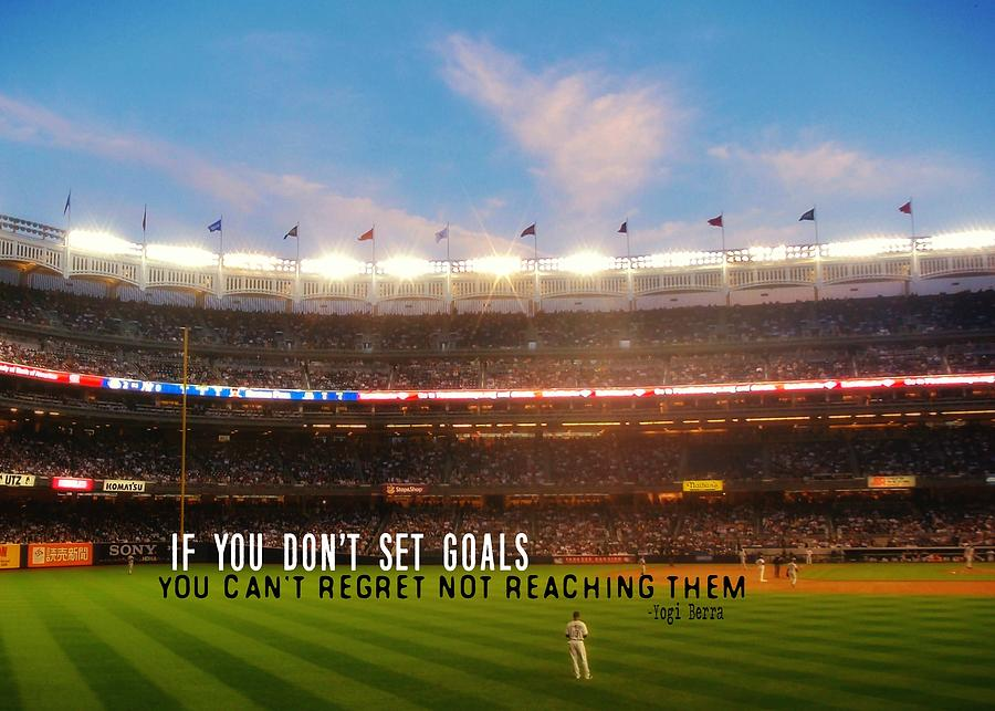 Baseball Photograph - Play Ball Quote by JAMART Photography
