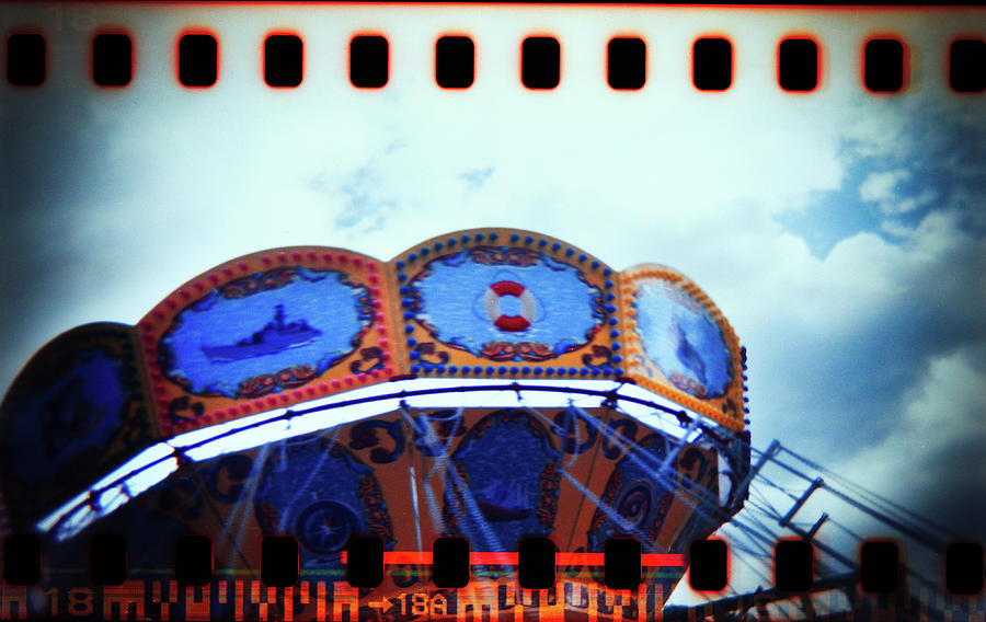 Abstract Photograph - Playground #168 by Andrey Godyaykin