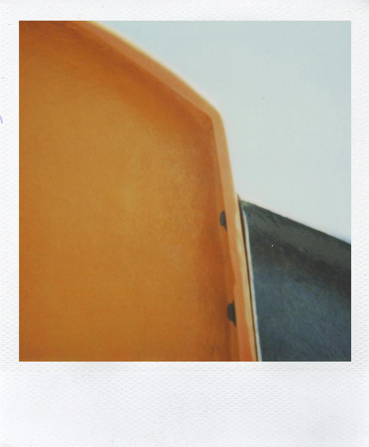 Polaroid Photograph - Playground 6 by Alex Conu