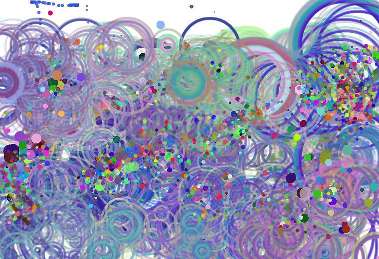 Digital Digital Art - Playtime 2 by Michelle  BarlondSmith