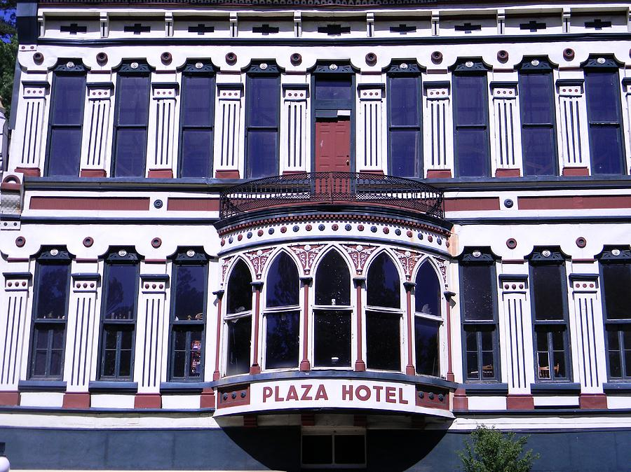 Hotel Photograph - Plaza Hotel 2 by Joy Montgomery