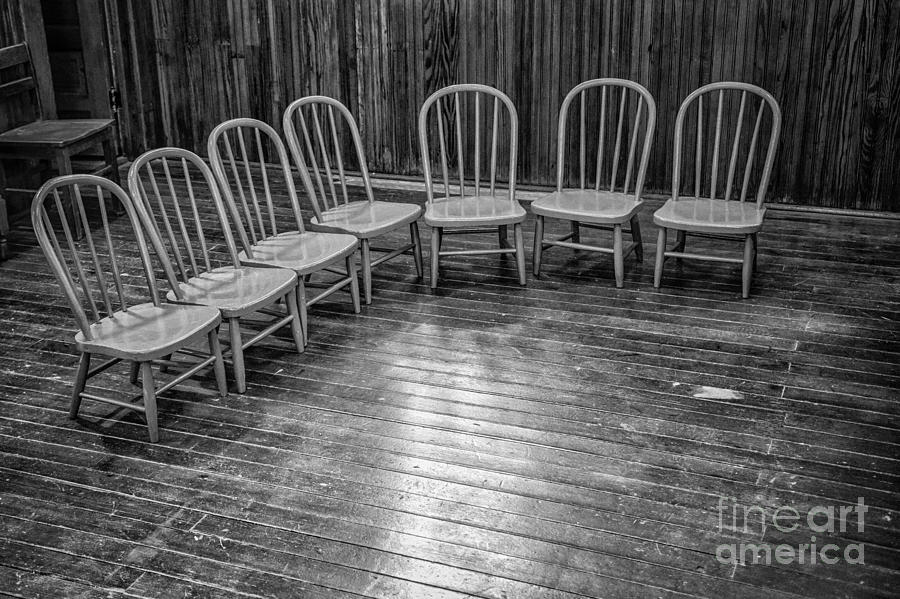 Please Be Seated by Michael Greiner