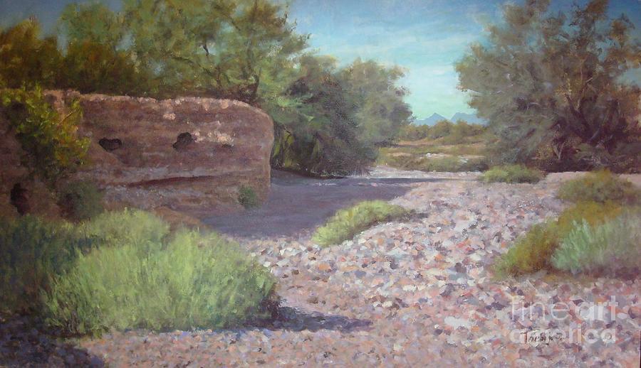 Broken Terrace by James H Toenjes