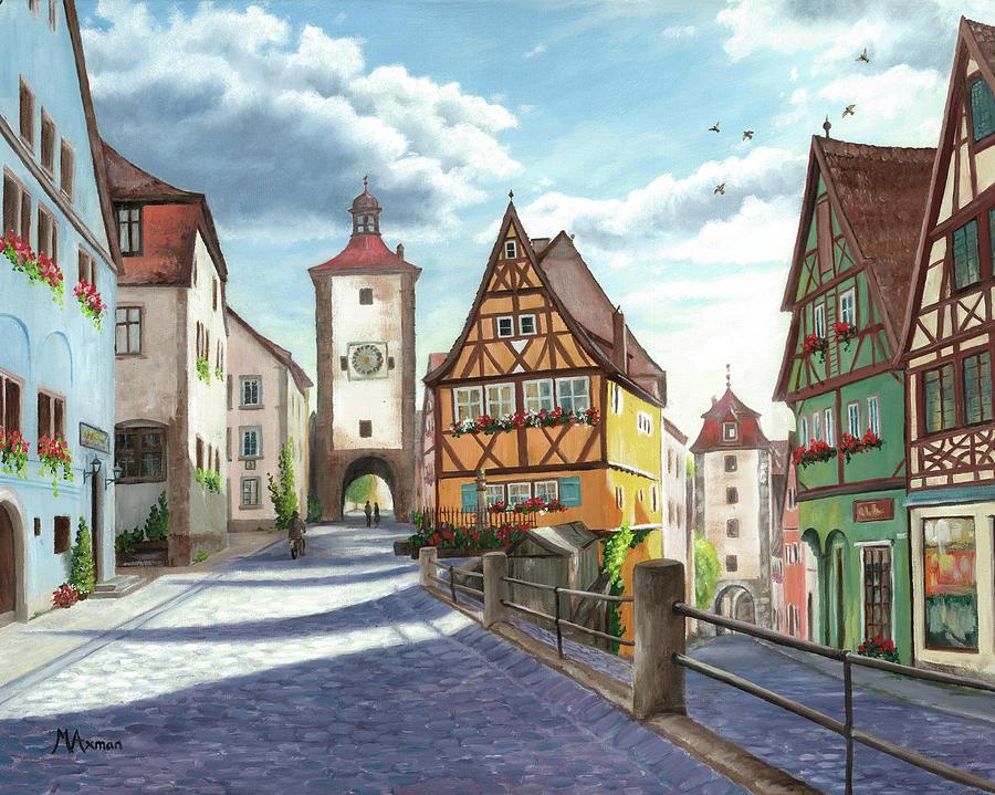 Живопись картинки германия