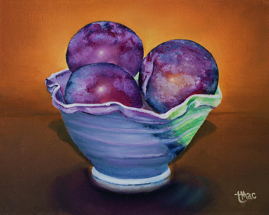 Plum Assignment by Terry R MacDonald