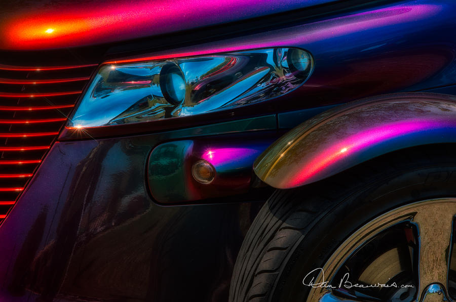 Plymouth Prowler 6063 Photograph