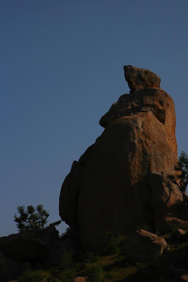 Pnguin Rock Photograph by Deepak Pawar