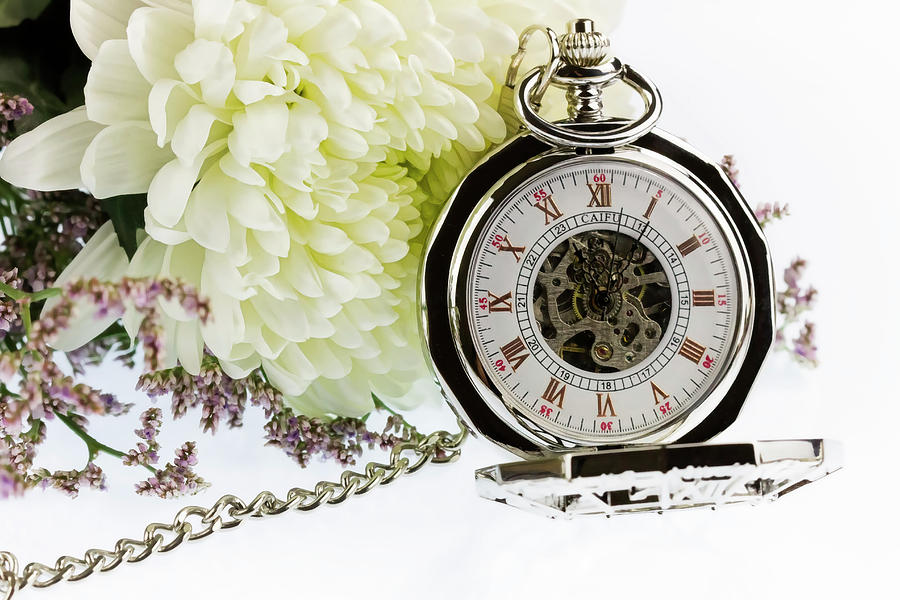 Pocket Watch by Kim Andelkovic