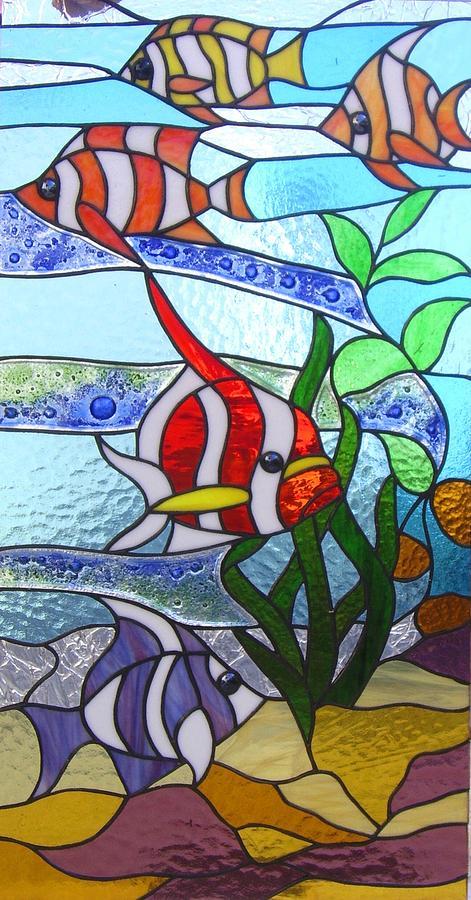 Podwodny wspanialy swiat by Justyna Pastuszka