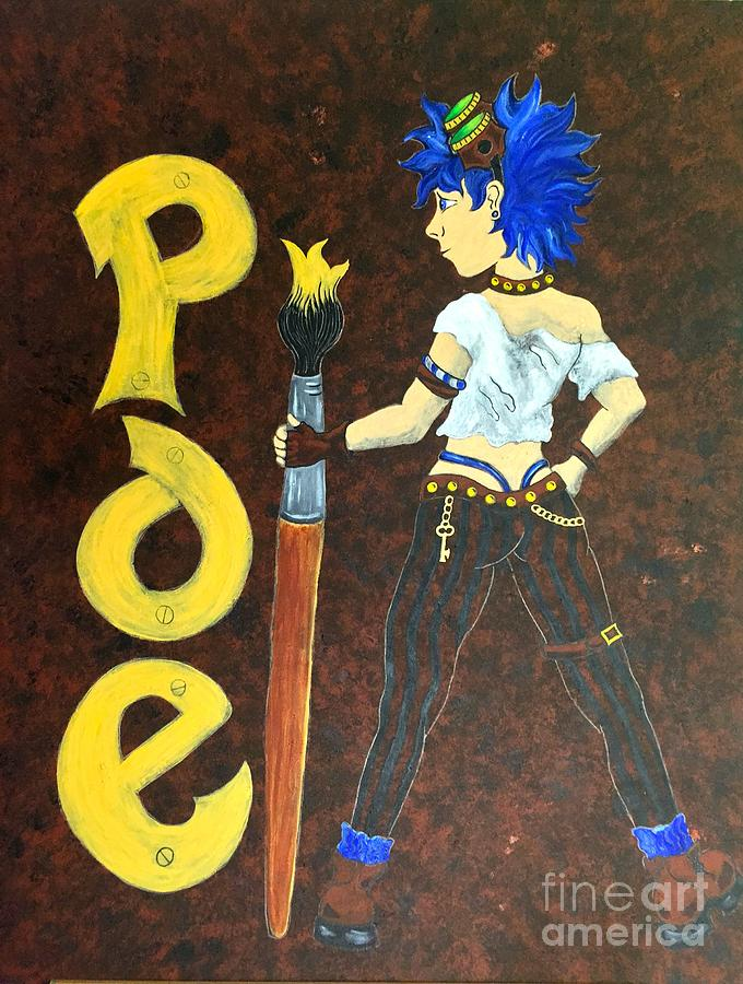 POE by E Cumbess