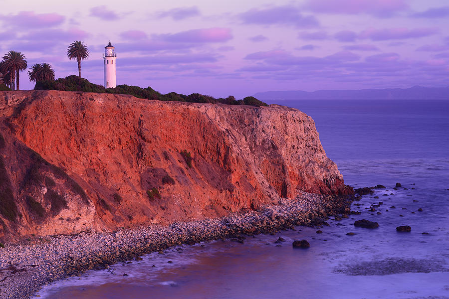 Point Vicente Lighthouse - Point Vicente - Orange County by Photography By Sai