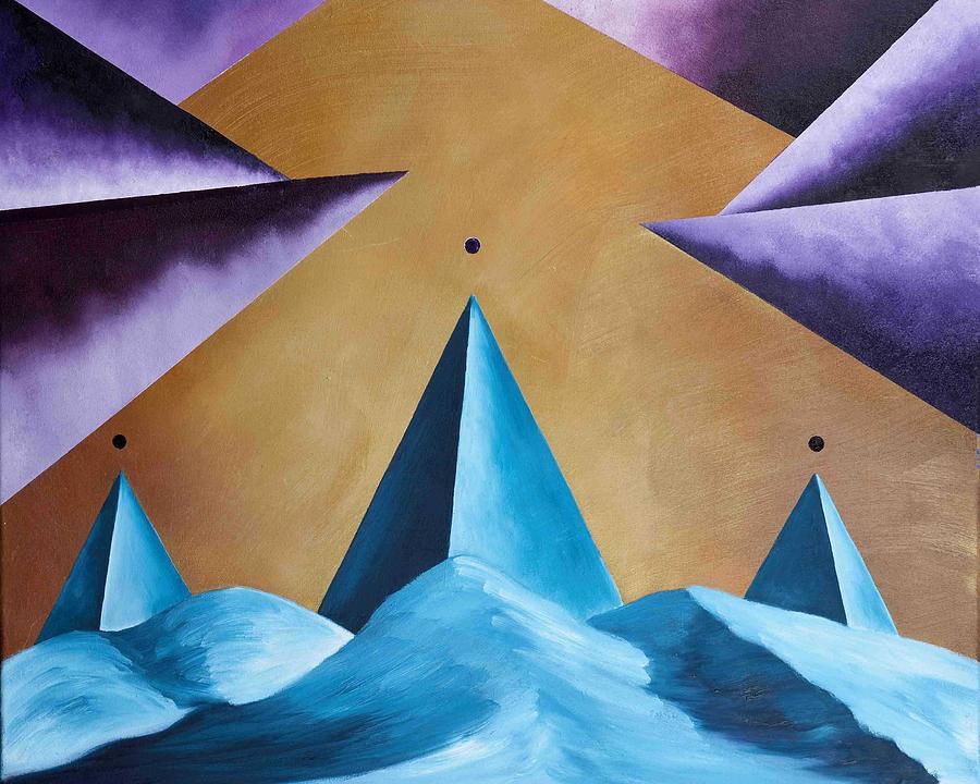 Points of Harmony by Ara  Elena