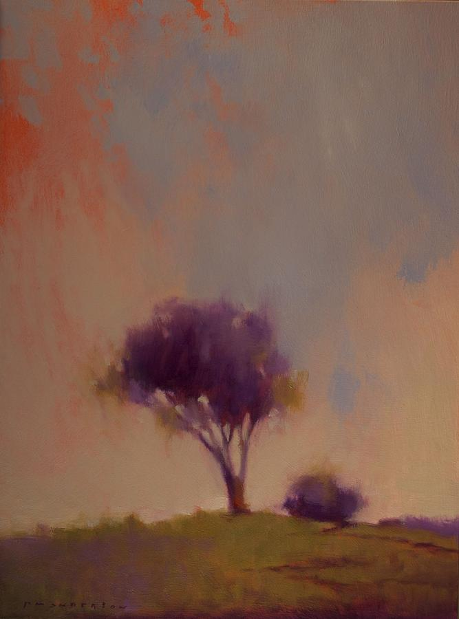 Tree Painting - Points Of View by Paul Anderson