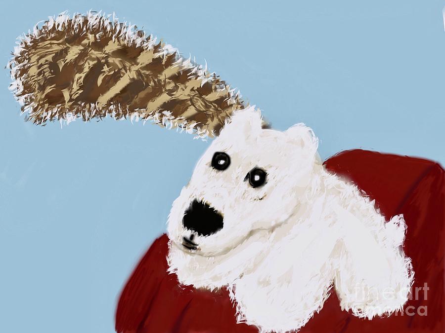 Polar Bear Totem Photograph By Susan Garren