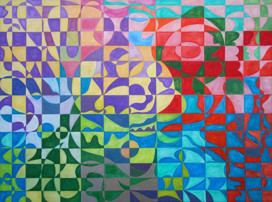Polarity Play by Laura Joan Levine