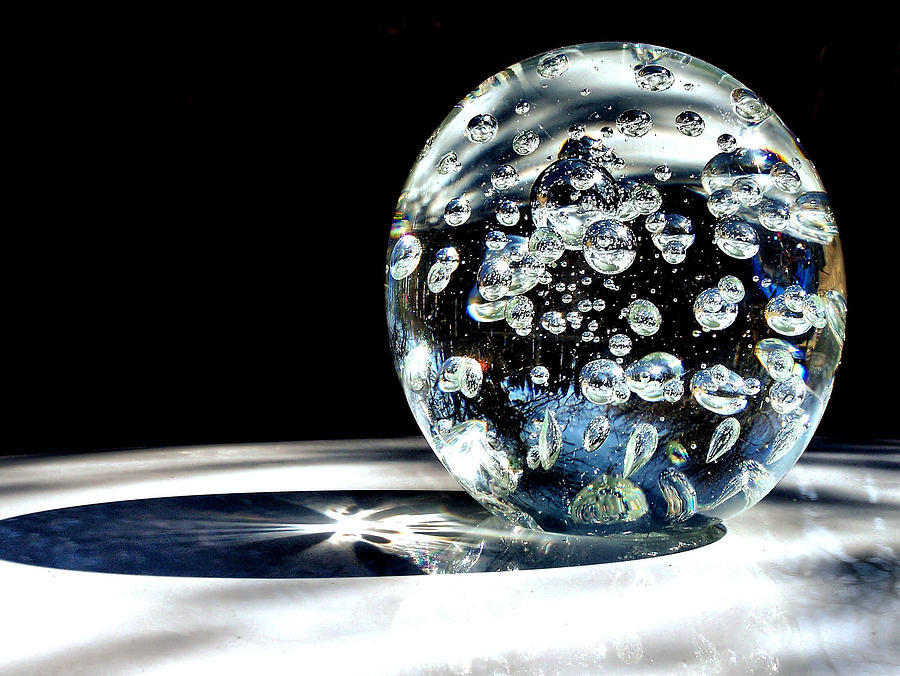 Ball Photograph - Polished by Karen Scovill