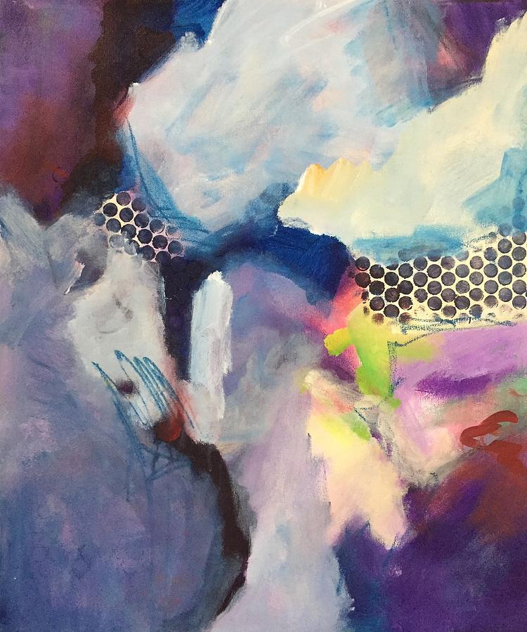 Polka Dot by Karen Kuykendall