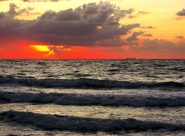 Pompano Sunrise 1 Photograph by Joanne Baldaia