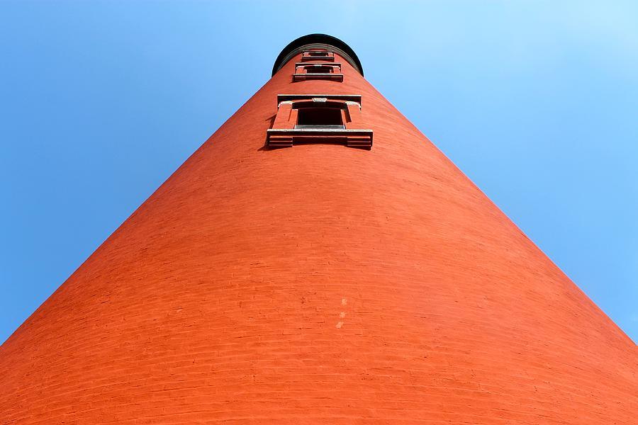 Lighthouse Photograph - Ponce by Jennifer Raines