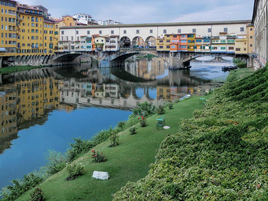 Ponte Vecchio #1 by S Paul Sahm
