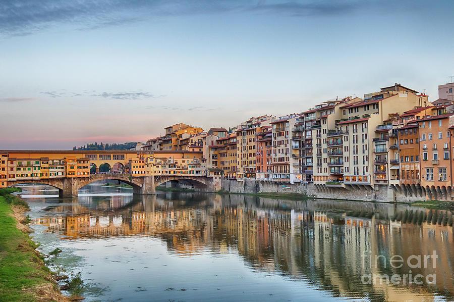 Ponte Vecchio by Jennifer Ludlum